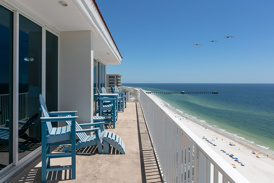 Lighthouse Penthouse #1 Condo rental in Lighthouse Condominiums in Gulf Shores Alabama - #24