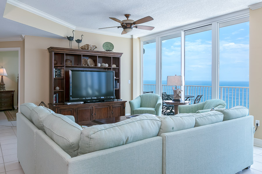 Lighthouse Penthouse #3 Condo rental in Lighthouse Condominiums in Gulf Shores Alabama - #1