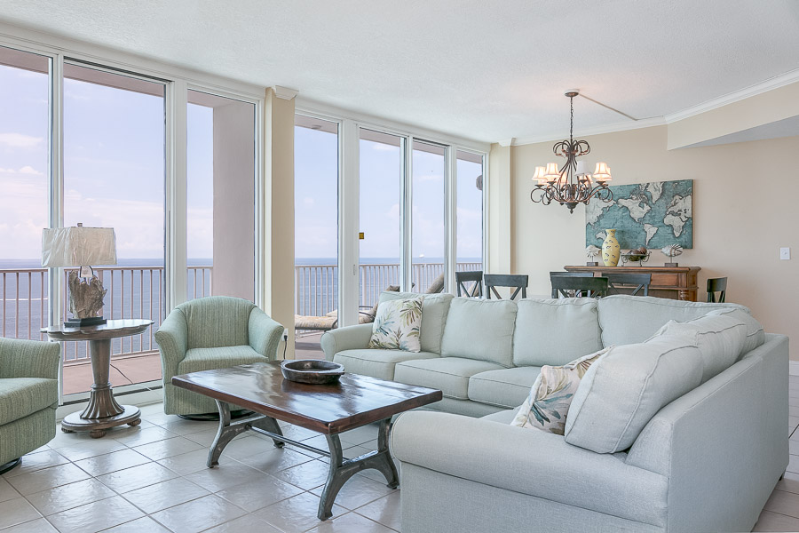 Lighthouse Penthouse #3 Condo rental in Lighthouse Condominiums in Gulf Shores Alabama - #2