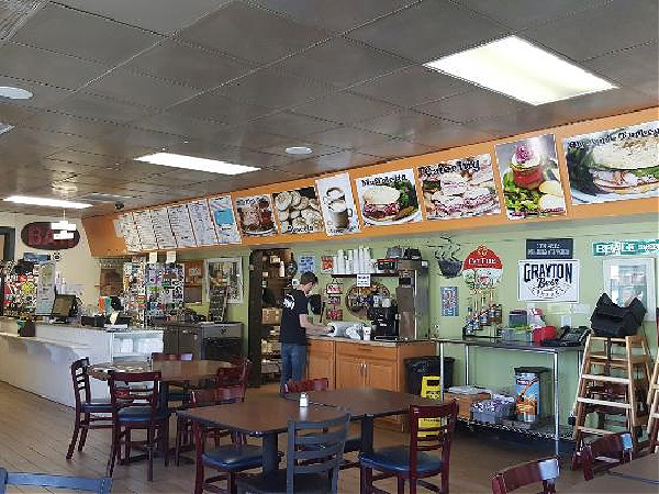 Liza's Kitchen Cafe in Panama City Beach Florida