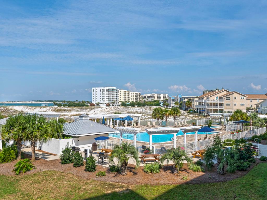 Magnolia House @ Destin Pointe 202 Condo rental in Magnolia House Condos in Destin Florida - #6
