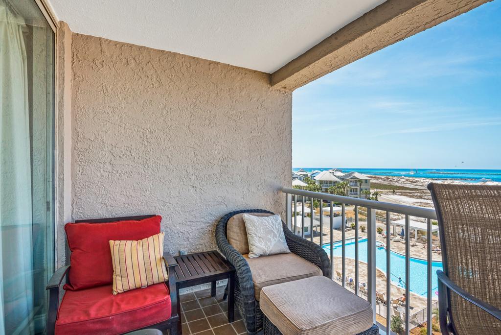 Magnolia House @ Destin Pointe 510 Condo rental in Magnolia House Condos in Destin Florida - #4