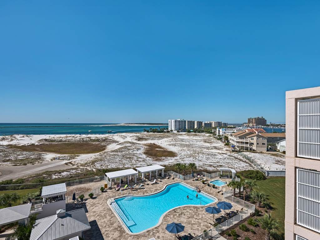 Magnolia House @ Destin Pointe 603 Condo rental in Magnolia House Condos in Destin Florida - #13