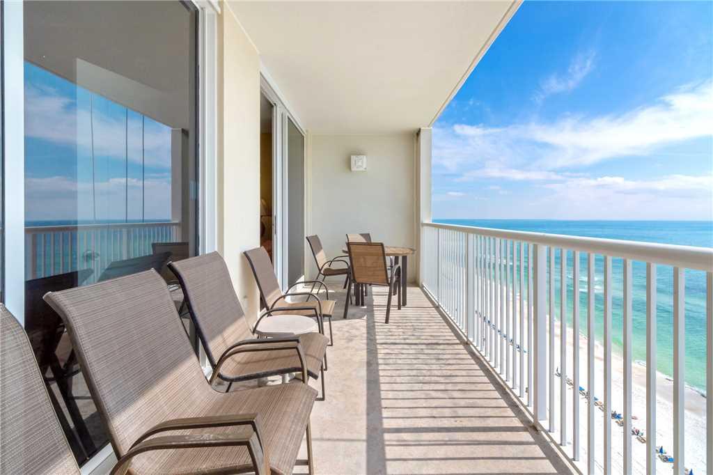 Majestic 1206 East - Tower II 3 Bedroom Beachfront Wi-Fi Pool Sleeps 8 Condo rental in Majestic Beach Resort in Panama City Beach Florida - #5