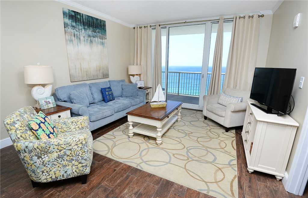 Majestic 1803 West - Tower I 3 Bedrooms Wi-Fi Beachfront Sleeps 8 Condo rental in Majestic Beach Resort in Panama City Beach Florida - #1