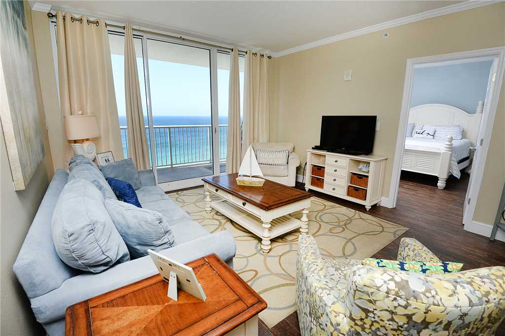Majestic 1803 West - Tower I 3 Bedrooms Wi-Fi Beachfront Sleeps 8 Condo rental in Majestic Beach Resort in Panama City Beach Florida - #4