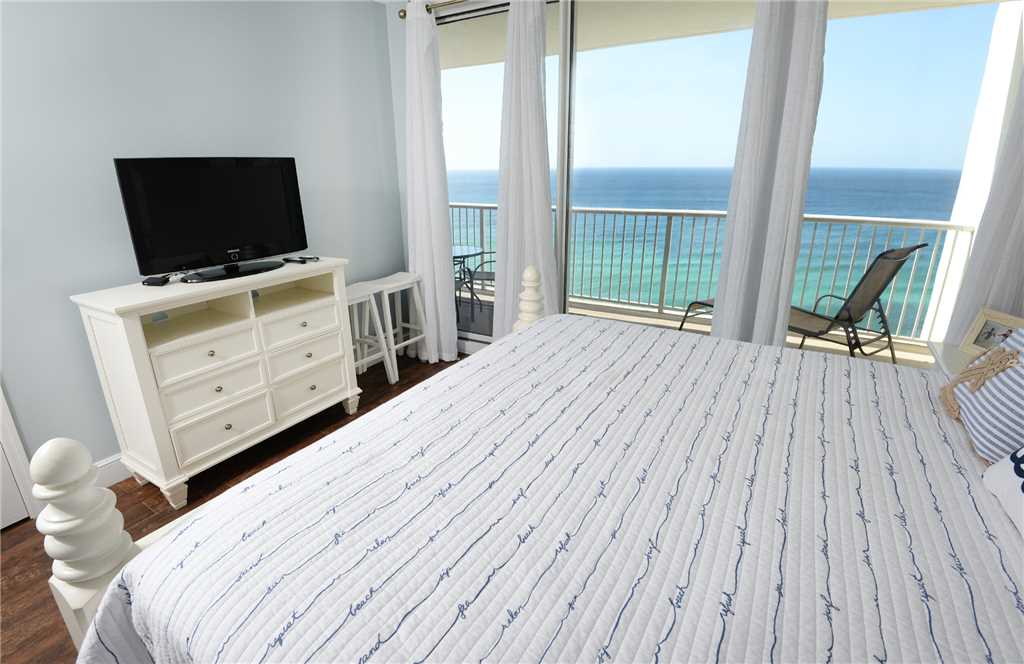 Majestic 1803 West - Tower I 3 Bedrooms Wi-Fi Beachfront Sleeps 8 Condo rental in Majestic Beach Resort in Panama City Beach Florida - #12