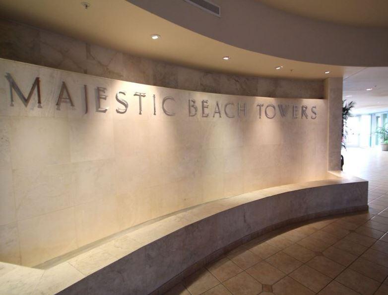 Majestic 207 West - Tower I 2 Bedrooms Beachfront Pool Sleeps 6 Condo rental in Majestic Beach Resort in Panama City Beach Florida - #27