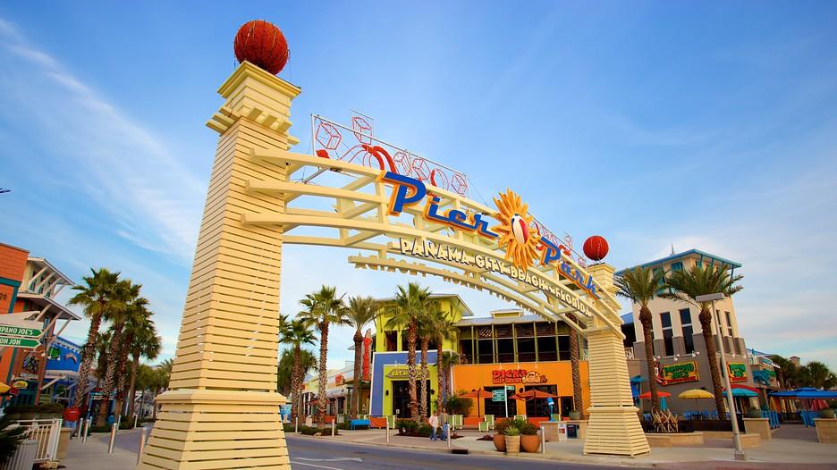 Majestic 207 West - Tower I 2 Bedrooms Beachfront Pool Sleeps 6 Condo rental in Majestic Beach Resort in Panama City Beach Florida - #37