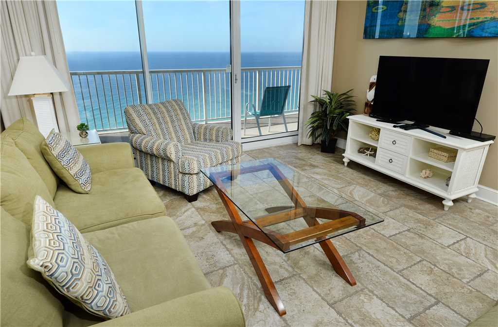 Majestic 2202 West - Tower 1 4 Bedroom Beachfront Pool Wi-Fi Sleeps 10