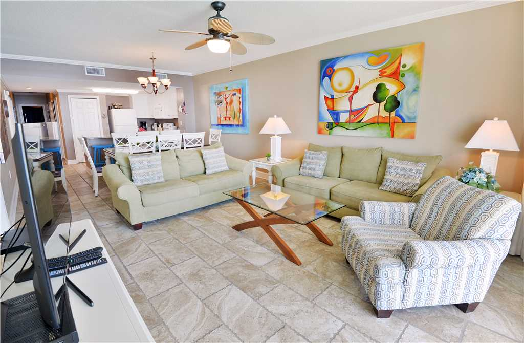 Majestic 2202 West - Tower 1 4 Bedroom Beachfront Pool Wi-Fi Sleeps 10 Condo rental in Majestic Beach Resort in Panama City Beach Florida - #4