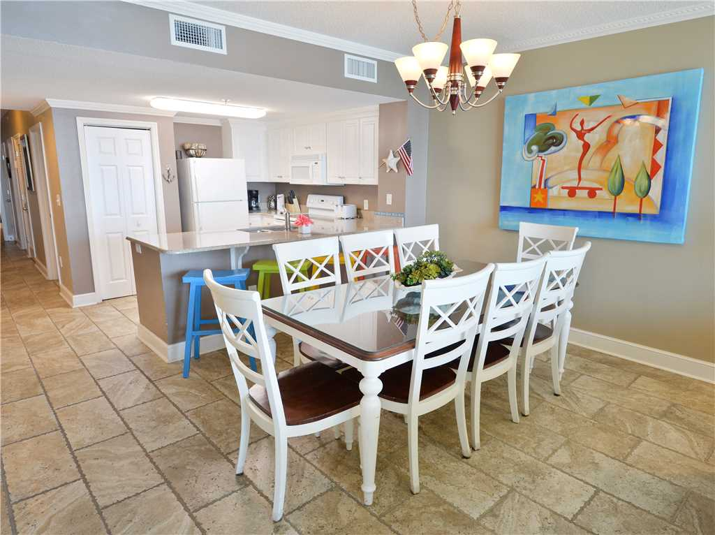 Majestic 2202 West - Tower 1 4 Bedroom Beachfront Pool Wi-Fi Sleeps 10 Condo rental in Majestic Beach Resort in Panama City Beach Florida - #6