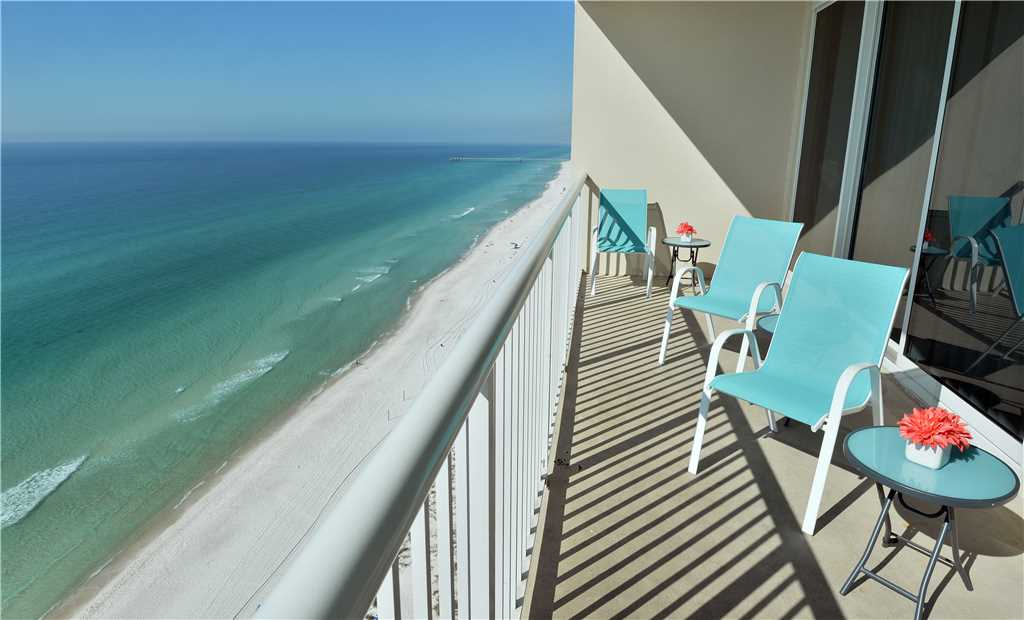 Majestic 2202 West - Tower 1 4 Bedroom Beachfront Pool Wi-Fi Sleeps 10 Condo rental in Majestic Beach Resort in Panama City Beach Florida - #23