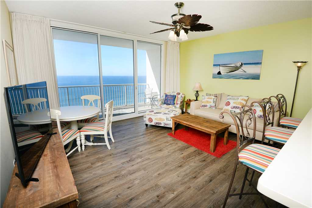 Majestic 2307 West - Tower I 2 Bedroom Beach Front Pool Access Sleeps 6 Condo rental in Majestic Beach Resort in Panama City Beach Florida - #3