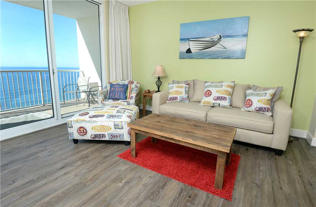 Majestic 2307 West - Tower I 2 Bedroom Beach Front Pool Access Sleeps 6 Condo rental in Majestic Beach Resort in Panama City Beach Florida - #4