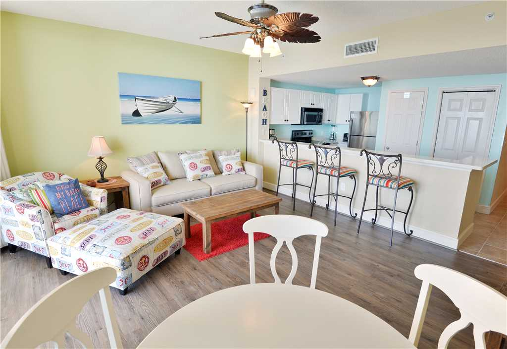 Majestic 2307 West - Tower I 2 Bedroom Beach Front Pool Access Sleeps 6 Condo rental in Majestic Beach Resort in Panama City Beach Florida - #6