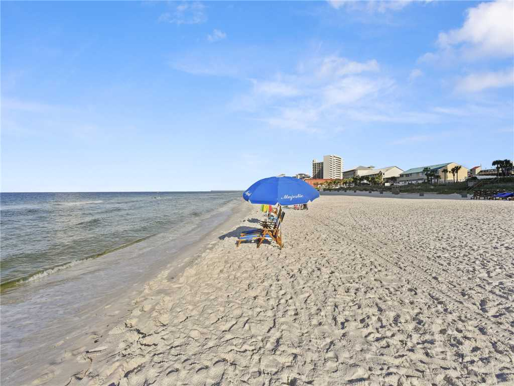 Majestic 2307 West - Tower I 2 Bedroom Beach Front Pool Access Sleeps 6 Condo rental in Majestic Beach Resort in Panama City Beach Florida - #24