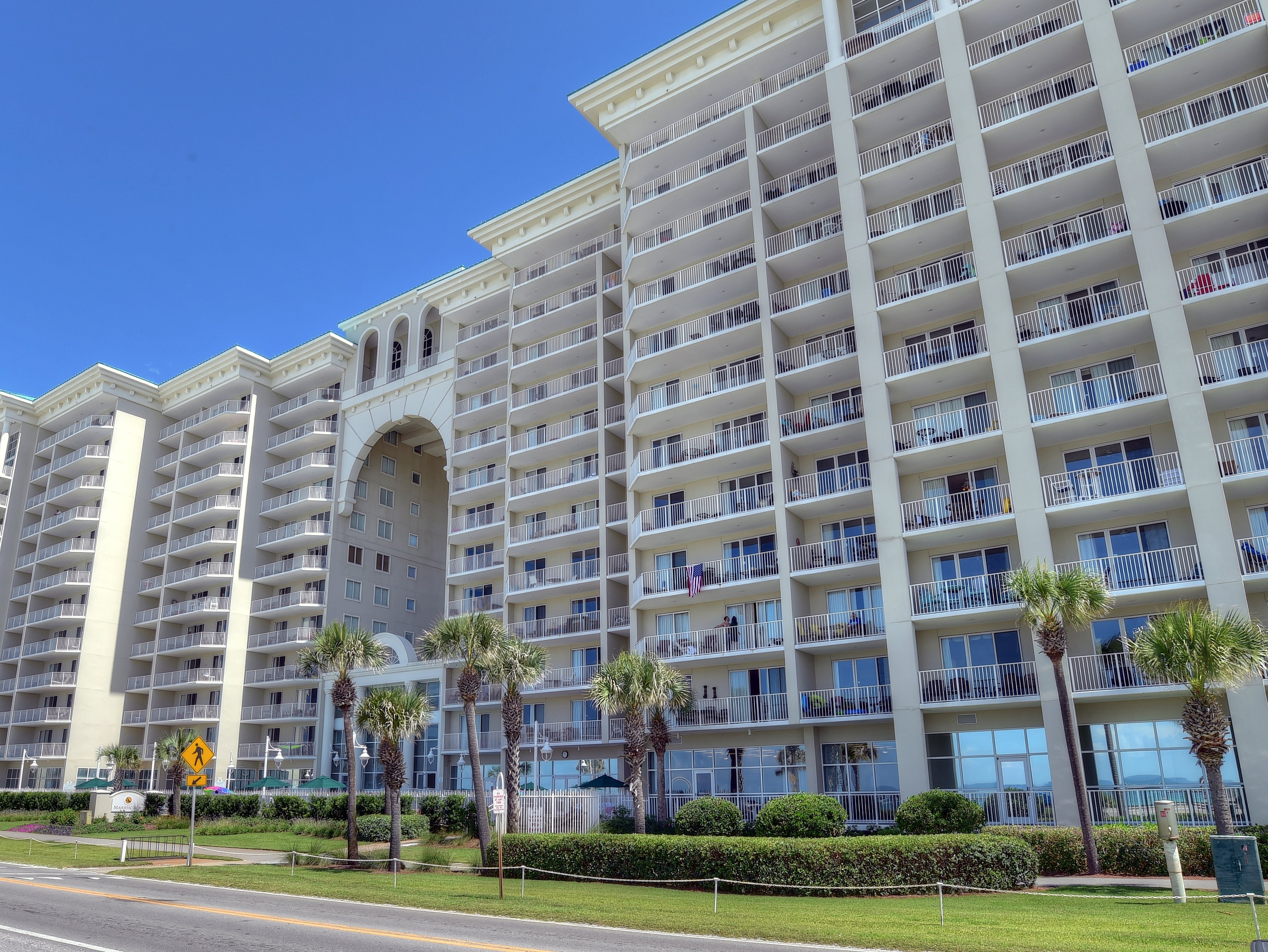 A614 Majestic Sun Condo rental in Majestic Sun in Destin Florida - #3