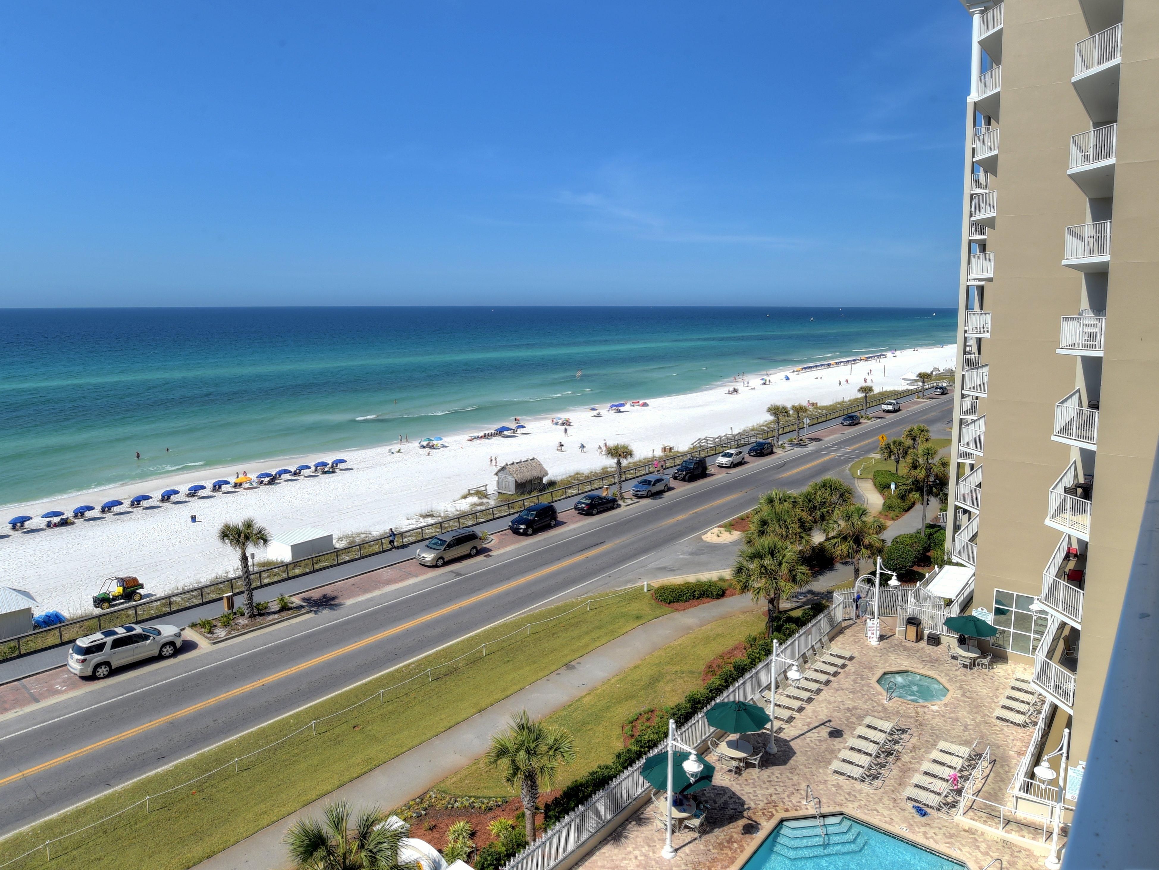 A614 Majestic Sun Condo rental in Majestic Sun in Destin Florida - #5
