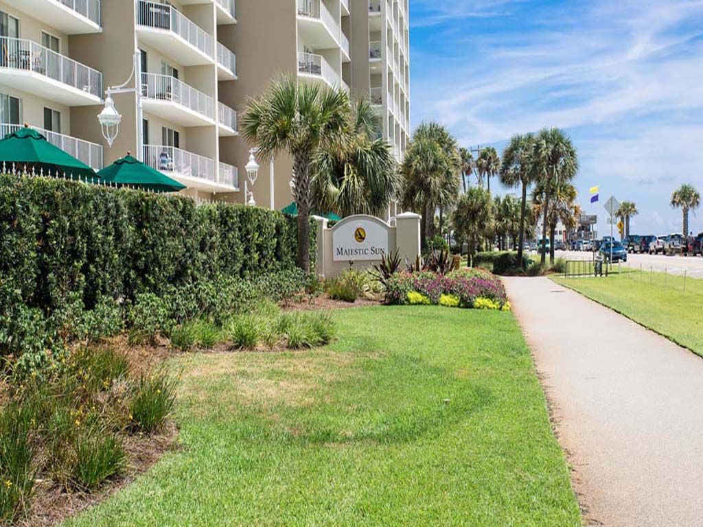 Majestic Sun A1205 Condo rental in Majestic Sun Condos in Destin Florida - #42