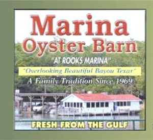 Marina Oyster Barn in Pensacola Beach Florida