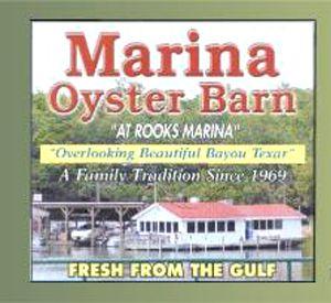 Marina Oyster Barn in Pensacola Beach Florida