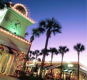 Market Shops of Sandestin in Destin Florida