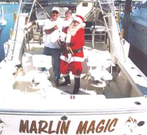 Marlin Magic in Panama City Beach Florida