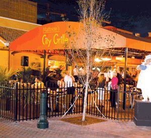 Mattison's City Grille in Sarasota Florida