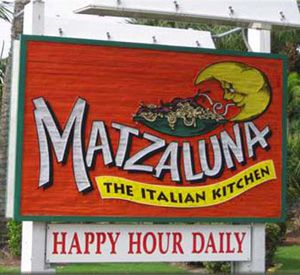 Matzaluna  in Sanibel-Captiva Florida