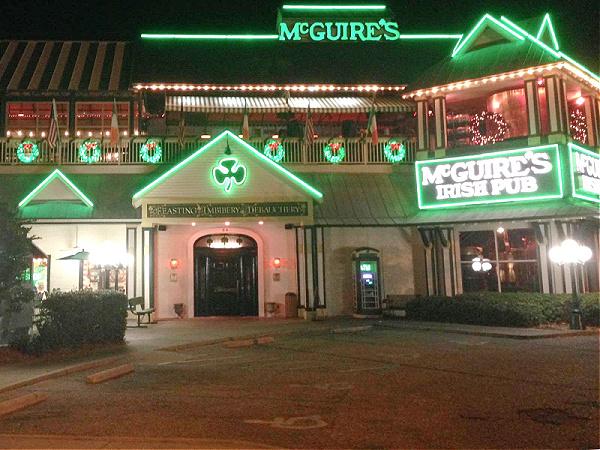 McGuire's Irish Pub of Destin in Destin Florida