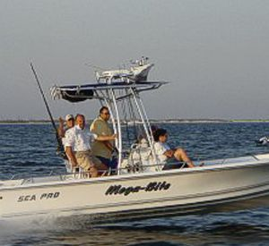 Mega-Bite Inshore Charters in Pensacola Beach Florida