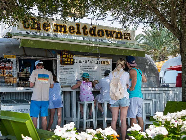 Meltdown on 30A in Highway 30-A Florida