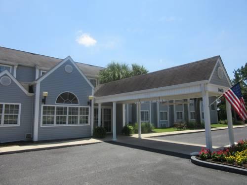Microtel Inn & Suites By Wyndham Gulf Shores in Gulf Shores AL 77