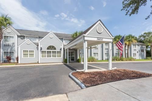 Microtel Inn & Suites By Wyndham Gulf Shores in Gulf Shores AL 73