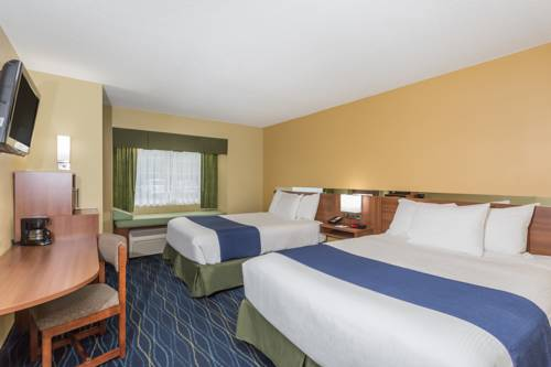 Microtel Inn & Suites By Wyndham Gulf Shores in Gulf Shores AL 76