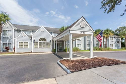 Microtel Inn & Suites By Wyndham Gulf Shores in Gulf Shores AL 30