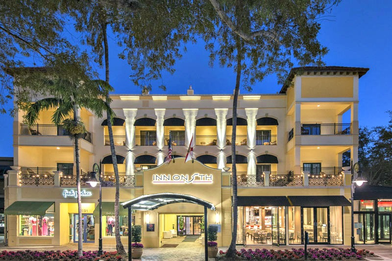 The Inn on Fifth in Naples FL
