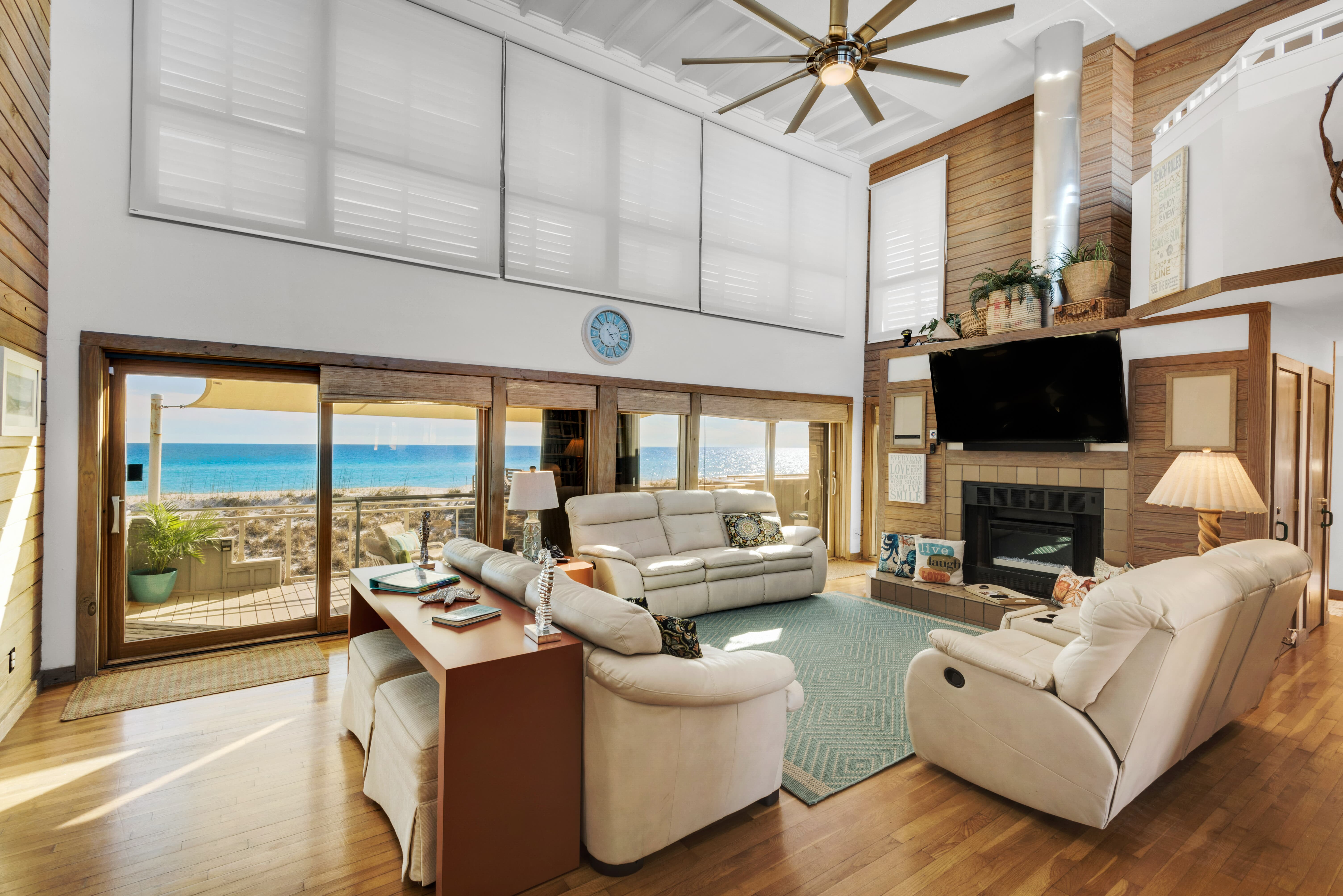 7527 Gulf Blvd - The Oyster House/Cottage rental in Navarre Beach House Rentals in Navarre Florida - #1