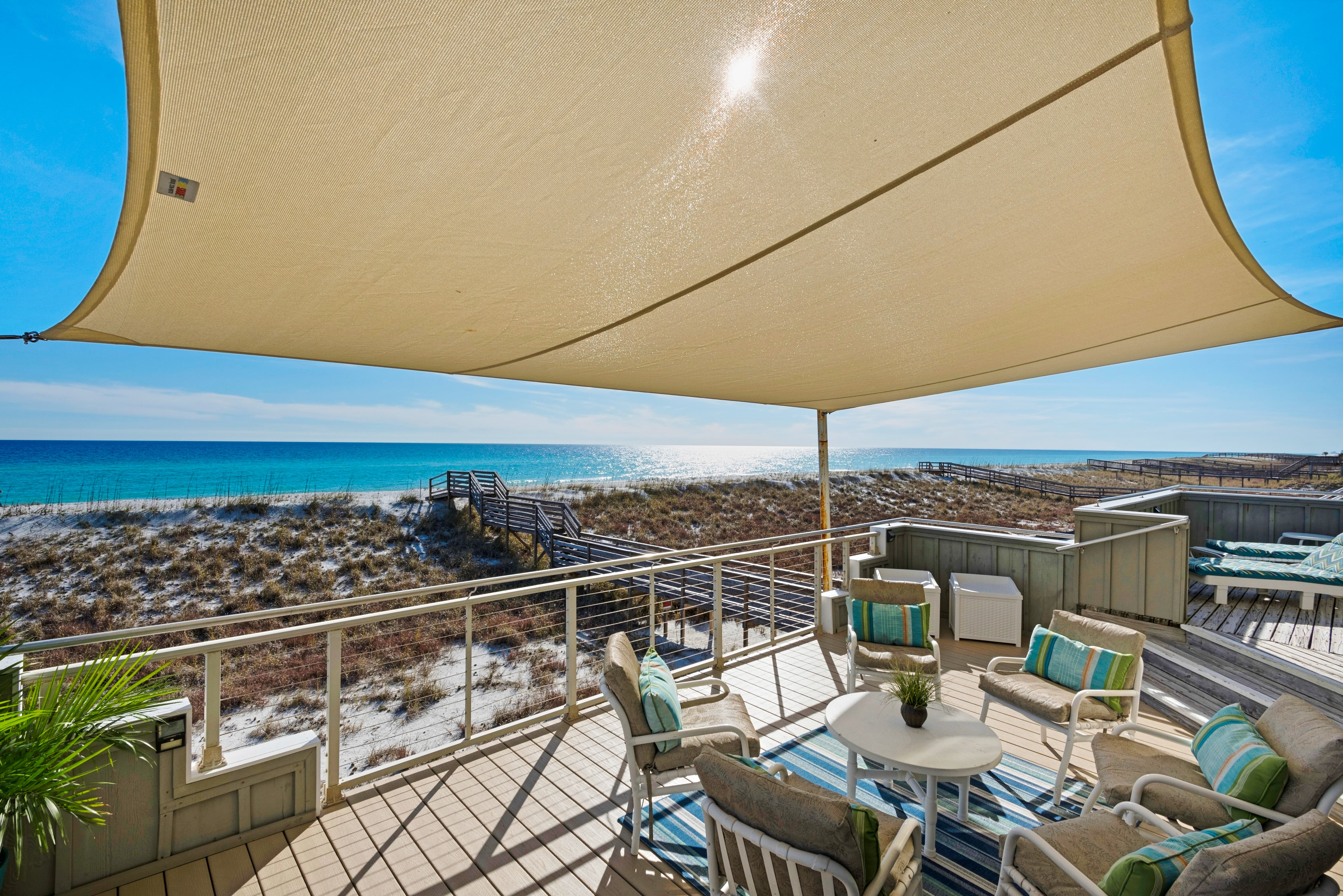7527 Gulf Blvd - The Oyster House/Cottage rental in Navarre Beach House Rentals in Navarre Florida - #75