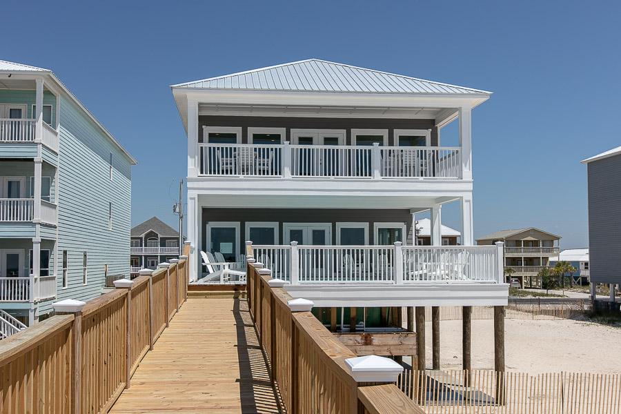 Arena Blanca House/Cottage rental in Navarre Beach House Rentals in Navarre Florida - #1