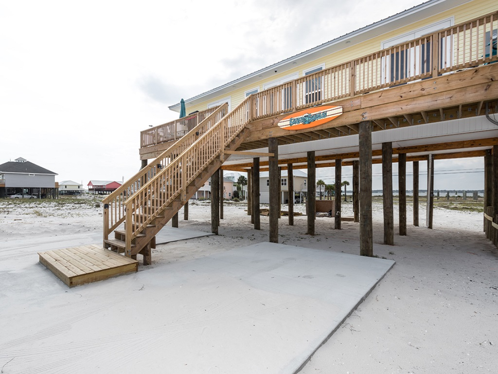 Barefoot Bungalow House / Cottage rental in Navarre Beach House Rentals in Navarre Florida - #30