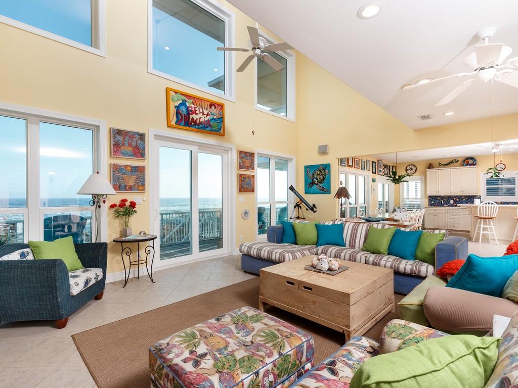 Bella Spiaggia House/Cottage rental in Navarre Beach House Rentals in Navarre Florida - #1