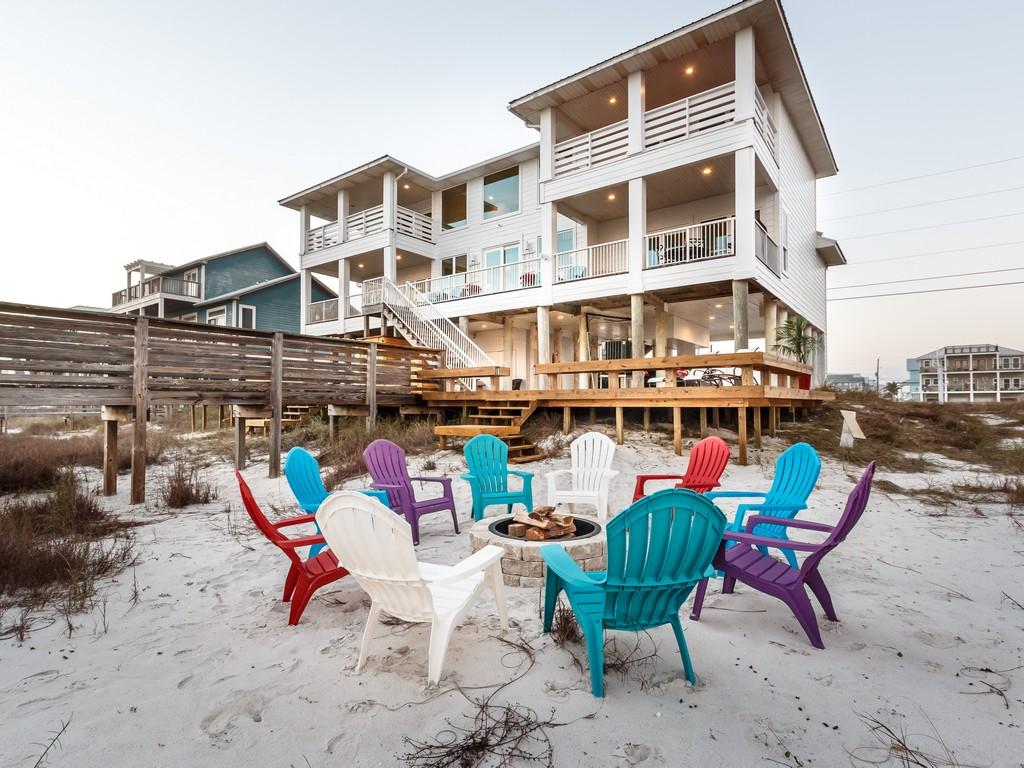 Bella Spiaggia House/Cottage rental in Navarre Beach House Rentals in Navarre Florida - #52