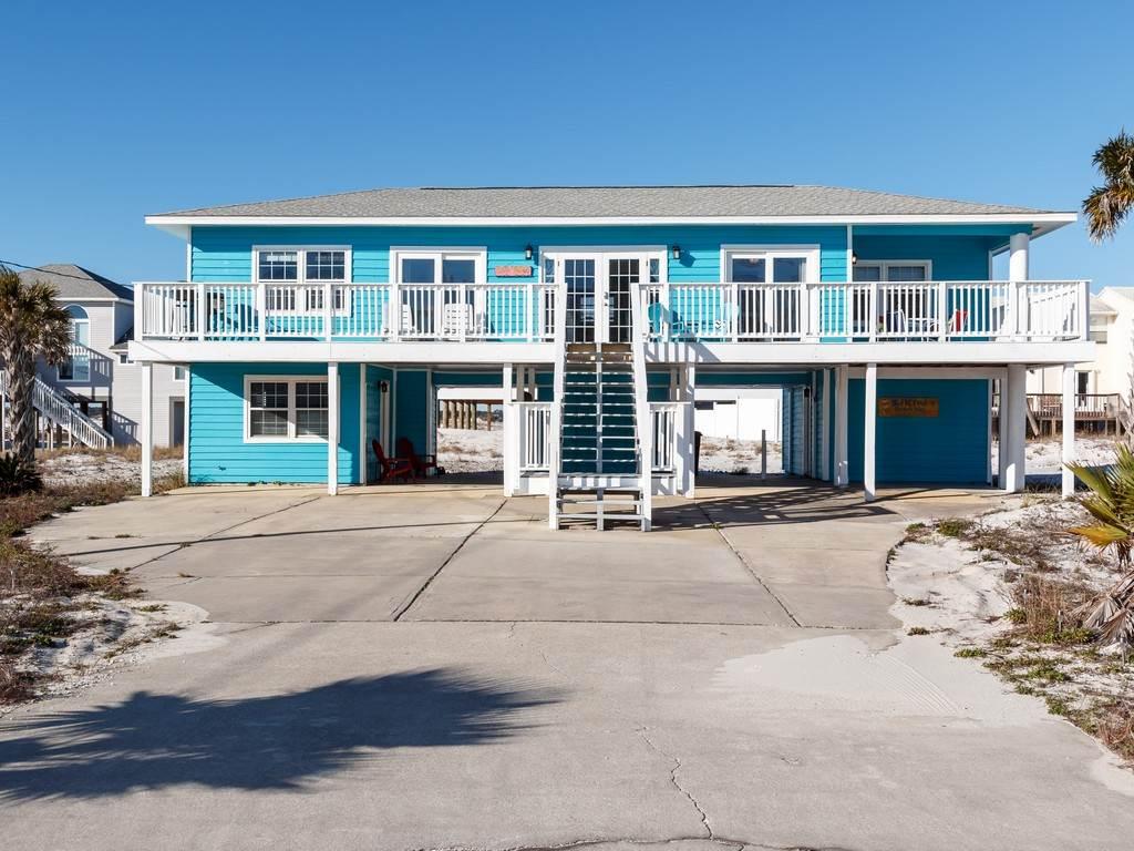 Casa Tango House/Cottage rental in Navarre Beach House Rentals in Navarre Florida - #1