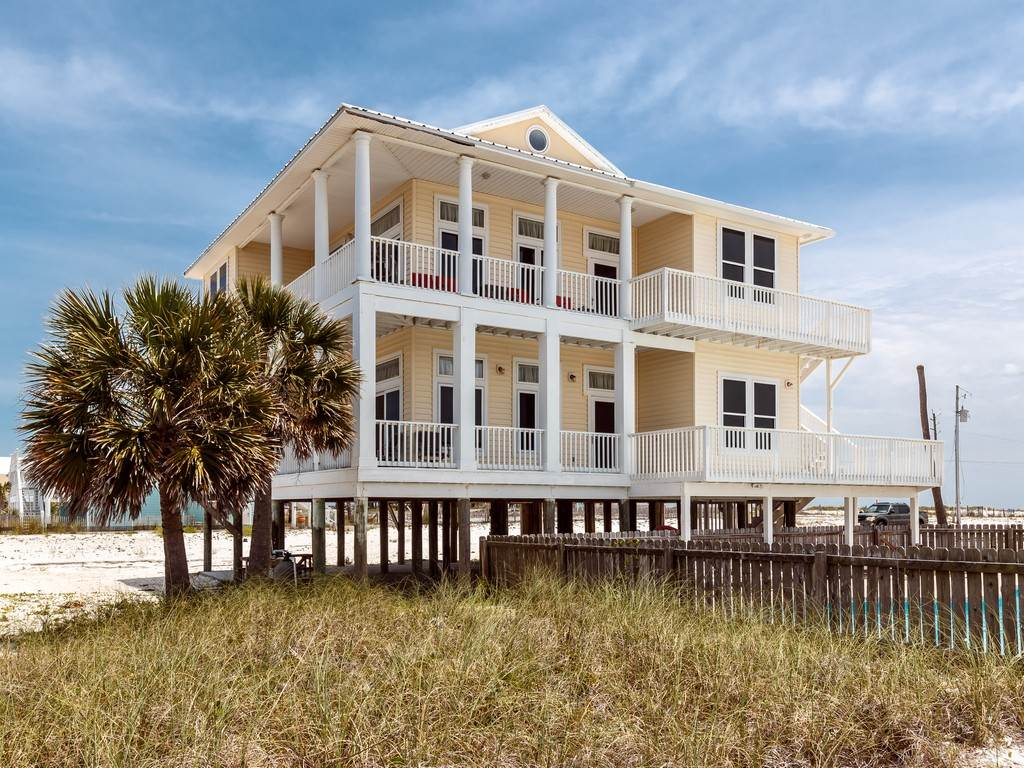 Creative Spirit House / Cottage rental in Navarre Beach House Rentals in Navarre Florida - #1