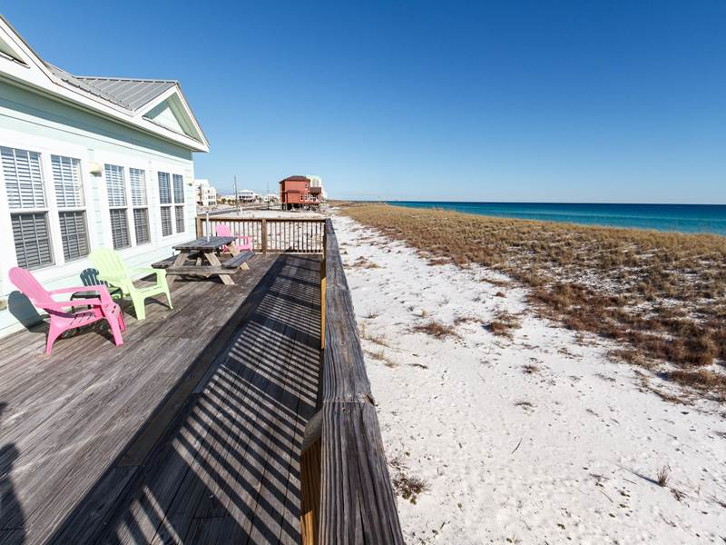 Dolphin House House / Cottage rental in Navarre Beach House Rentals in Navarre Florida - #2