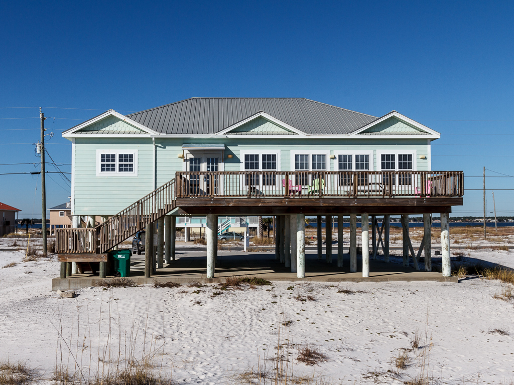 Dolphin House House / Cottage rental in Navarre Beach House Rentals in Navarre Florida - #3