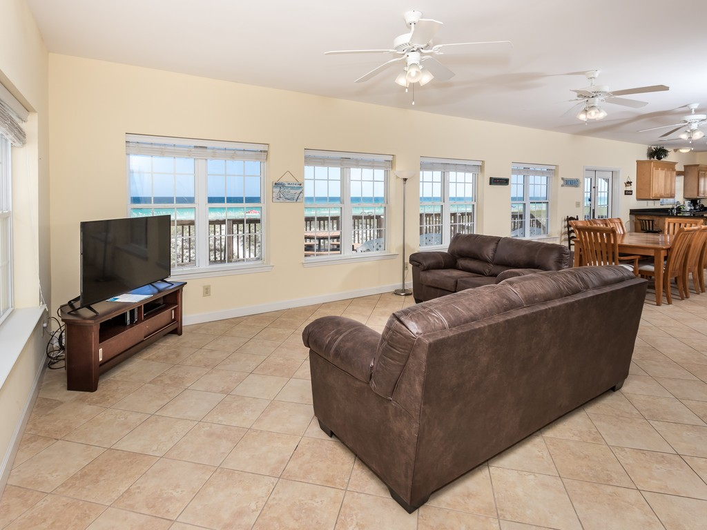 Dolphin House House / Cottage rental in Navarre Beach House Rentals in Navarre Florida - #4