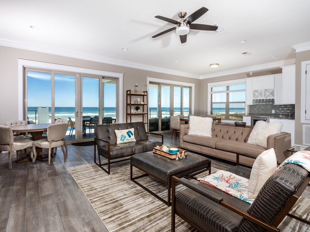 Here At Last House/Cottage rental in Navarre Beach House Rentals in Navarre Florida - #1
